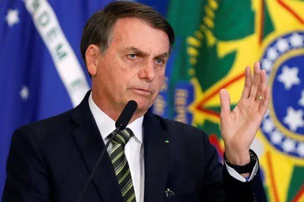 Brazil dọa học Mỹ cắt đứt quan hệ với WHO Ảnh 1