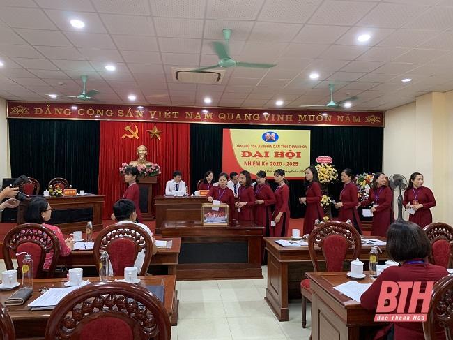 Đại hội Đảng bộ Tòa án Nhân dân tỉnh, nhiệm kỳ 2020- 2025 Ảnh 3