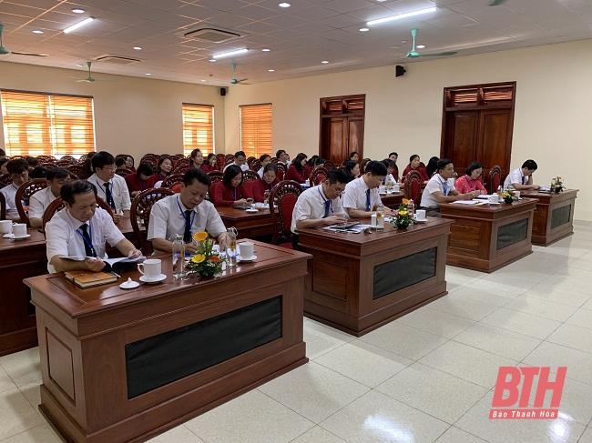 Đại hội Đảng bộ Tòa án Nhân dân tỉnh, nhiệm kỳ 2020- 2025 Ảnh 2