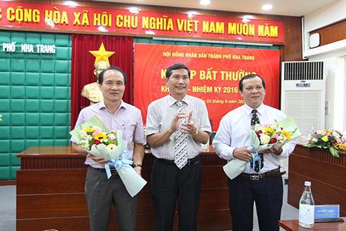 Ông Bảo Thọ giữ chức vụ Phó Chủ tịch HĐND TP. Nha Trang Ảnh 1