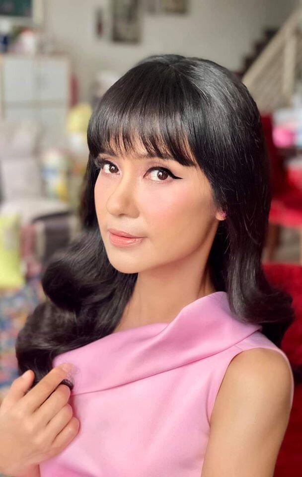 Lê Âu Ngân Anh ngưỡng mộ nhan sắc của đàn chị Việt Trinh, Phương Lê Ảnh 5