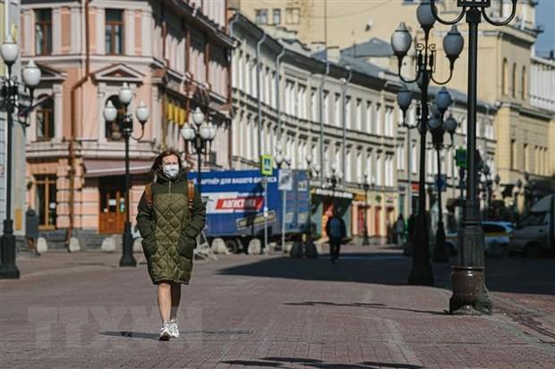 Hơn 1.000 ca nhiễm mới mỗi ngày, Moskva vẫn dỡ bỏ lệnh đóng cửa Ảnh 1