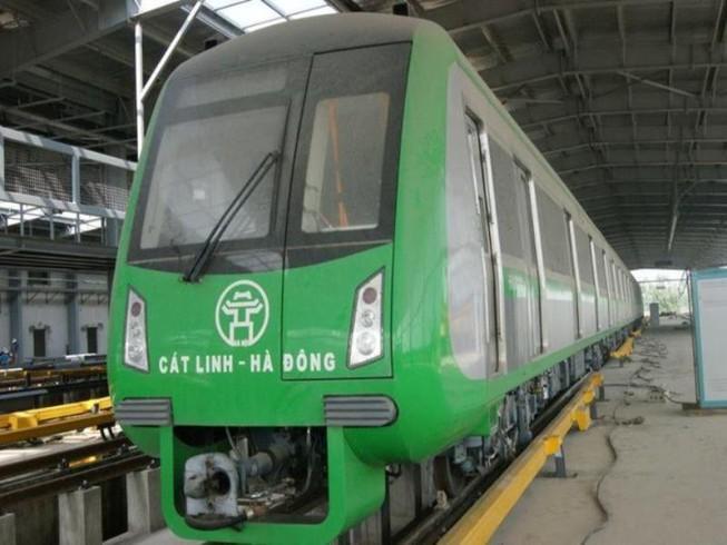 Cử tri yêu cầu sớm chạy tàu đường sắt Cát Linh–Hà Đông Ảnh 1