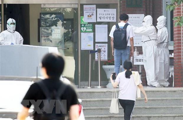 Hàn Quốc có thêm 49 ca mới, Trung Quốc đóng cửa chợ lớn nhất thủ đô Ảnh 1