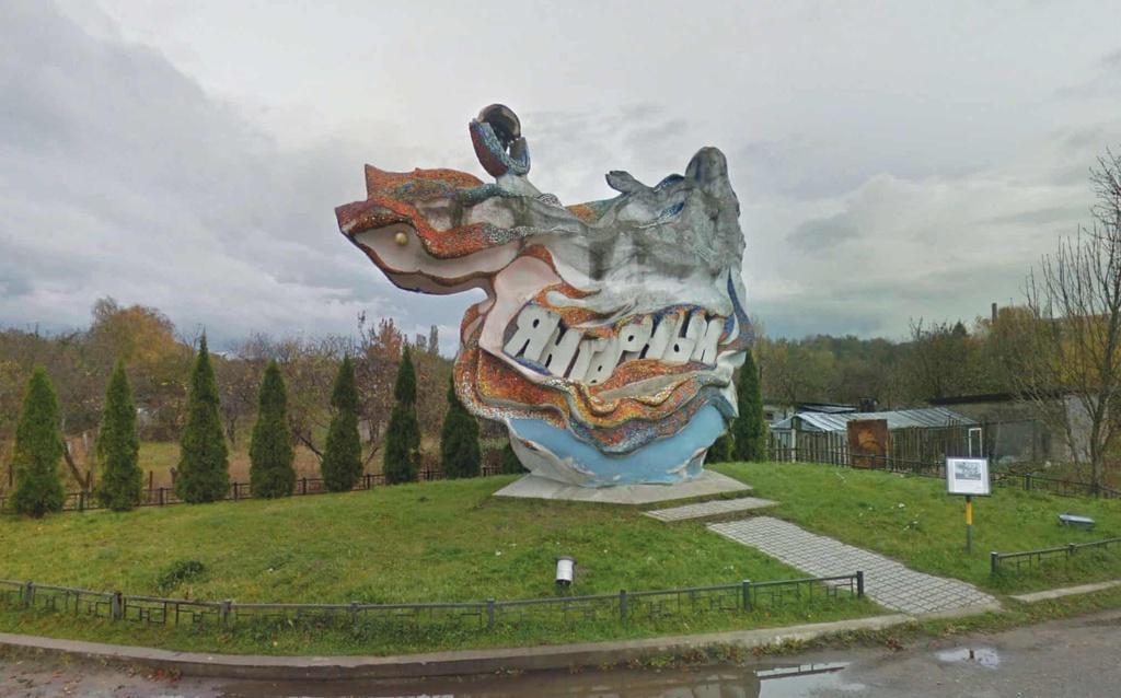 Những tượng đài lạ được xây dựng từ thời Liên Xô Ảnh 7
