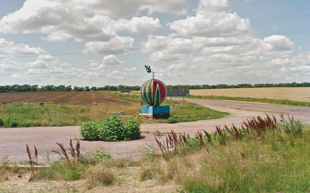 Những tượng đài lạ được xây dựng từ thời Liên Xô Ảnh 6