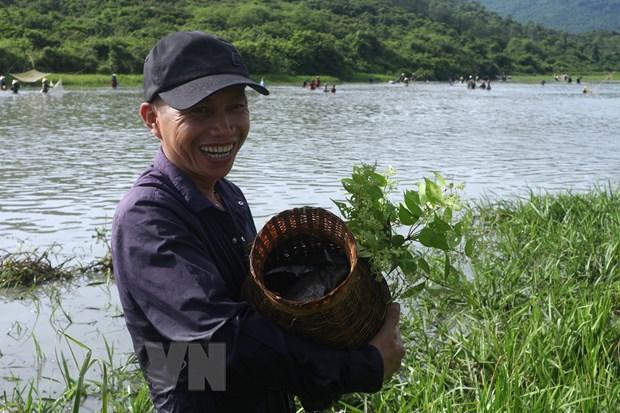 Độc đáo lễ hội Đồng Hoa - lễ hội đánh cá lâu đời gần 300 năm Ảnh 4