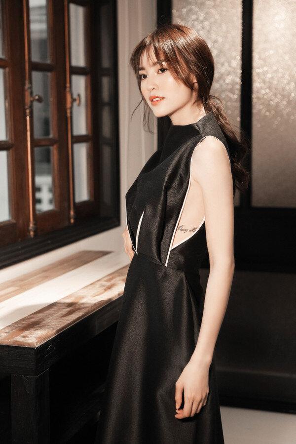 Ninh Dương Lan Ngọc, Tóc Tiên xuất sắc khi diện trang phục cut -out gợi cảm khoe khéo hình xăm Ảnh 4