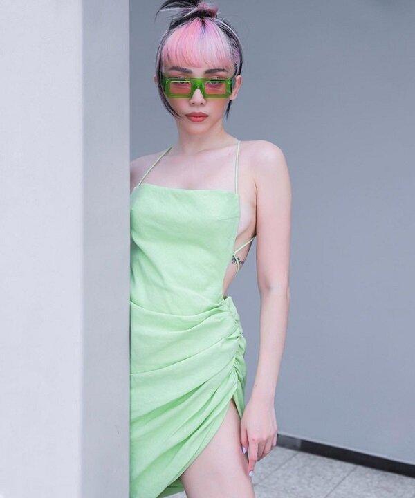 Ninh Dương Lan Ngọc, Tóc Tiên xuất sắc khi diện trang phục cut -out gợi cảm khoe khéo hình xăm Ảnh 6