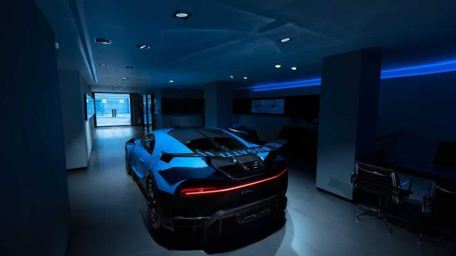 Ngắm Bugatti Chiron Pur Sport hàng hiếm lần đầu tiên xuất hiện tại London Ảnh 5