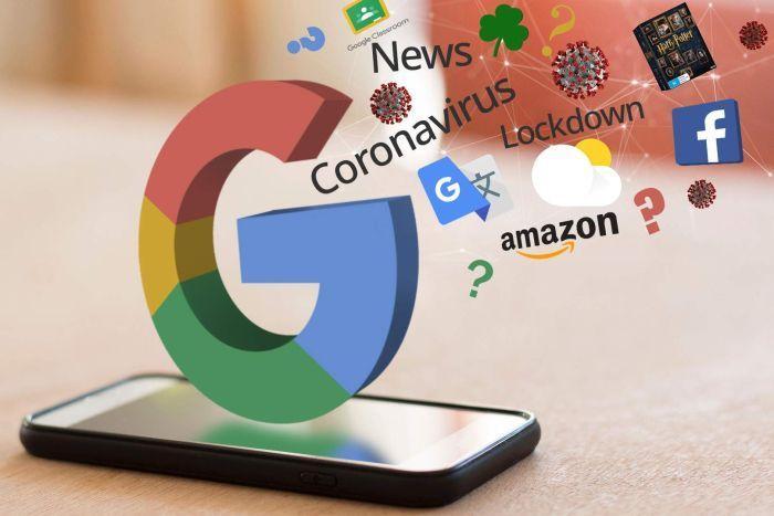 Tìm kiếm trên Google dự báo làn sóng COVID-19 thứ hai tại Mỹ Ảnh 1
