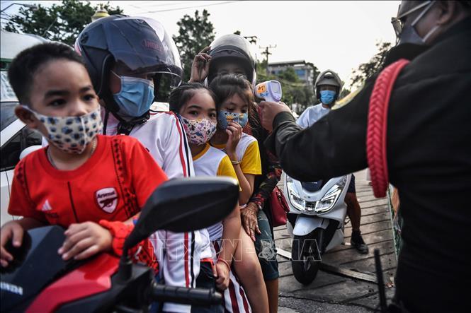 Thái Lan ghi nhận ngày thứ 23 liên tiếp không có ca lây nhiễm virus SARS-CoV-2 trong nước Ảnh 1