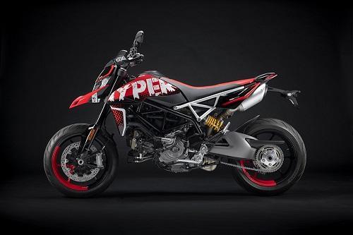 2020 Ducati Hypermotard 950 RVE ra mắt, công suất 114 mã lực Ảnh 2