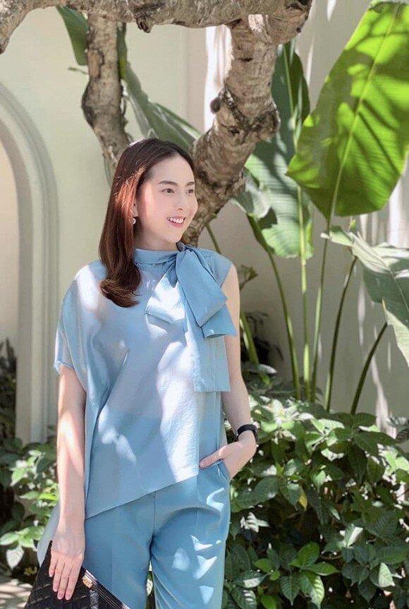MC Mai Ngọc khoe vóc dáng nuột nà với đồ bơi khiến cư dân mạng 'dậy sóng' Ảnh 6