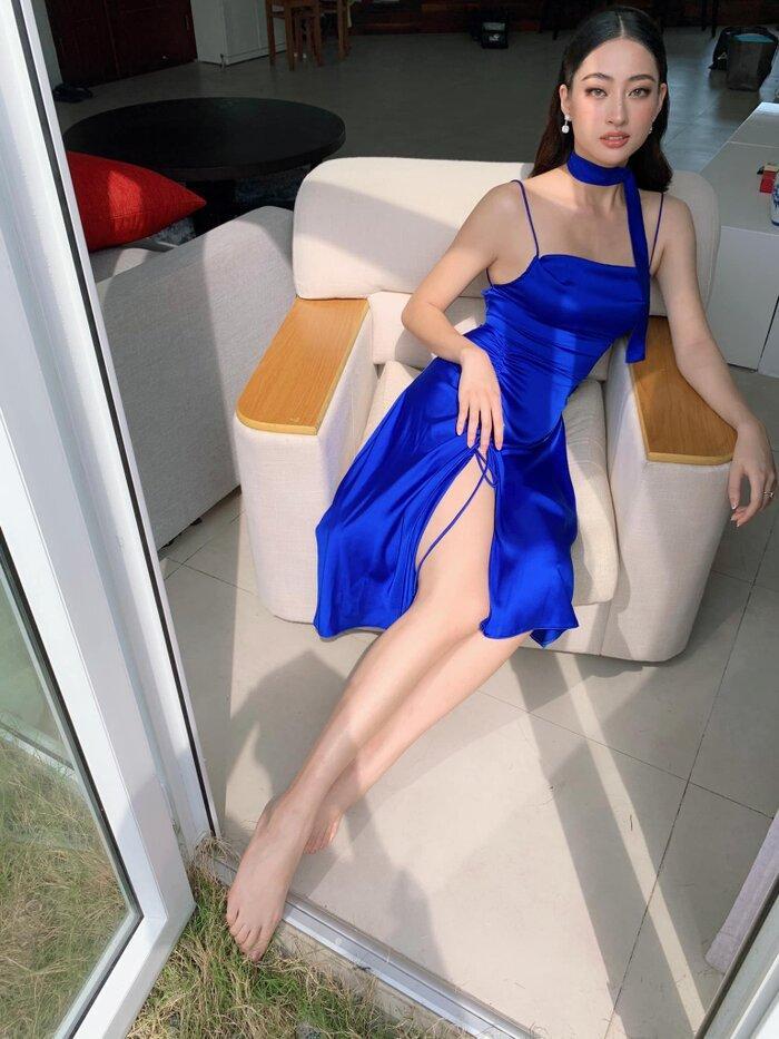 Hoài Sa có National Costume 'Bà Triệu', Khánh Vân mang 'Trưng Nữ Vương' oanh tạc Miss Universe? Ảnh 11
