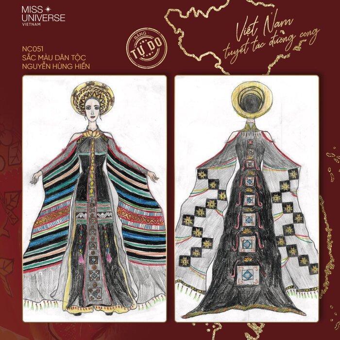Hoài Sa có National Costume 'Bà Triệu', Khánh Vân mang 'Trưng Nữ Vương' oanh tạc Miss Universe? Ảnh 8