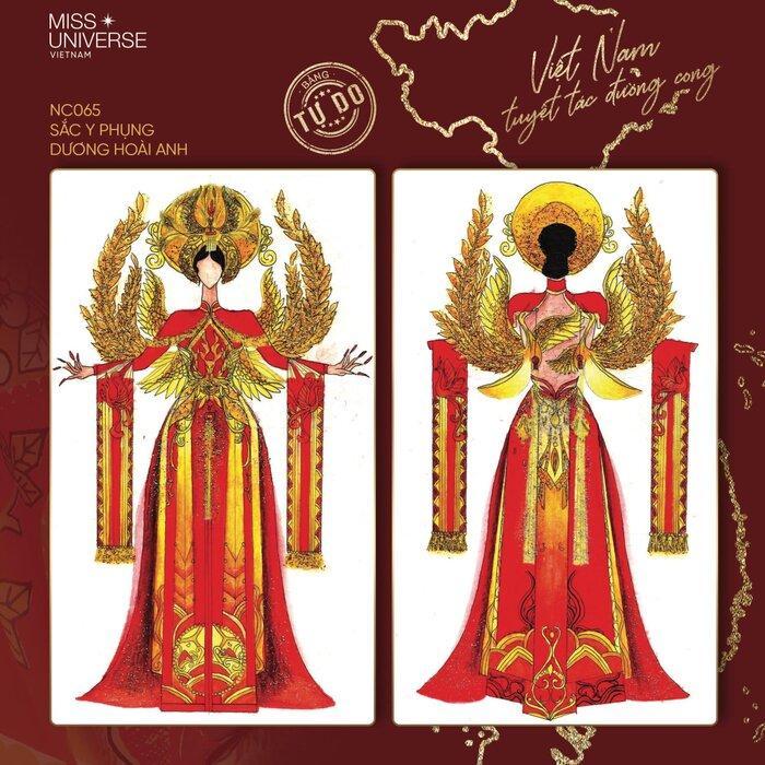 Hoài Sa có National Costume 'Bà Triệu', Khánh Vân mang 'Trưng Nữ Vương' oanh tạc Miss Universe? Ảnh 1