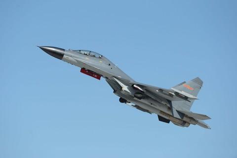 Chỉ trong 10 ngày, Trung Quốc 5 lần điều chiến đấu cơ áp sát Đài Loan Ảnh 1