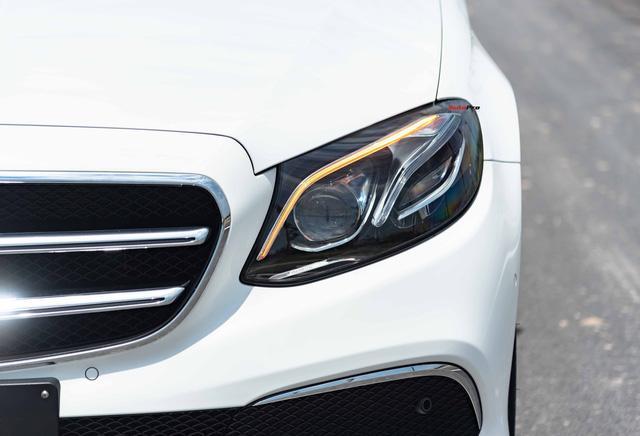 Mua lại Mercedes-Benz E 200 Sport mới chạy 2.000km, đại gia Việt lời tới nửa tỉ đồng Ảnh 8