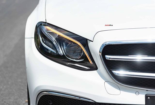 Mua lại Mercedes-Benz E 200 Sport mới chạy 2.000km, đại gia Việt lời tới nửa tỉ đồng Ảnh 7