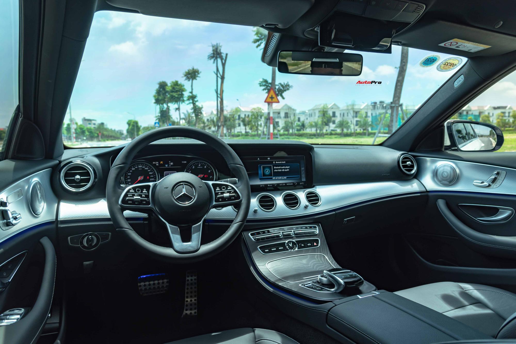 Mua lại Mercedes-Benz E 200 Sport mới chạy 2.000km, đại gia Việt lời tới nửa tỉ đồng Ảnh 11