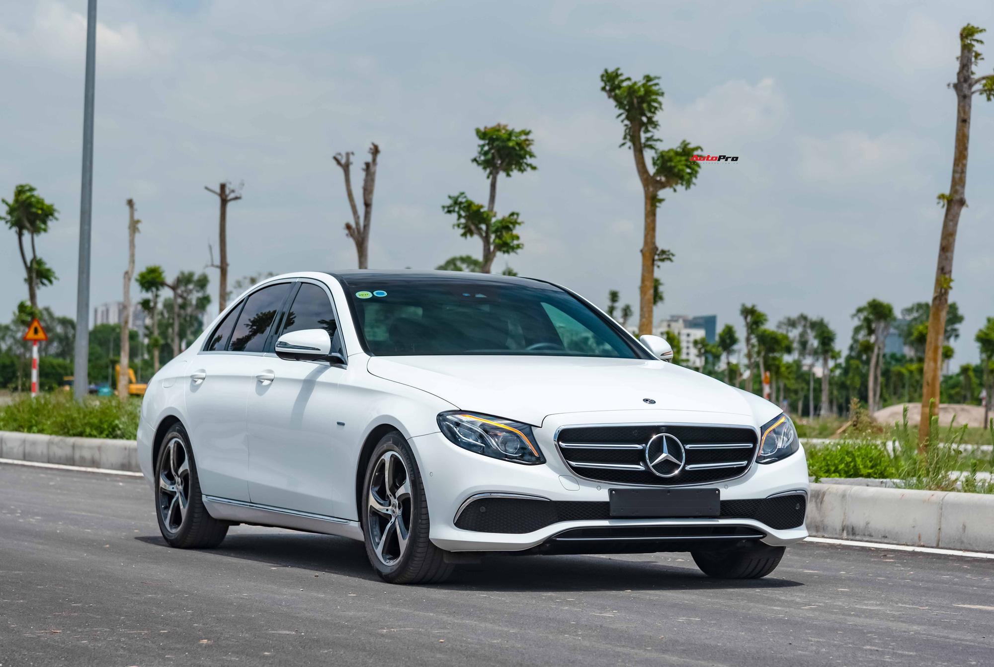 Mua lại Mercedes-Benz E 200 Sport mới chạy 2.000km, đại gia Việt lời tới nửa tỉ đồng Ảnh 20