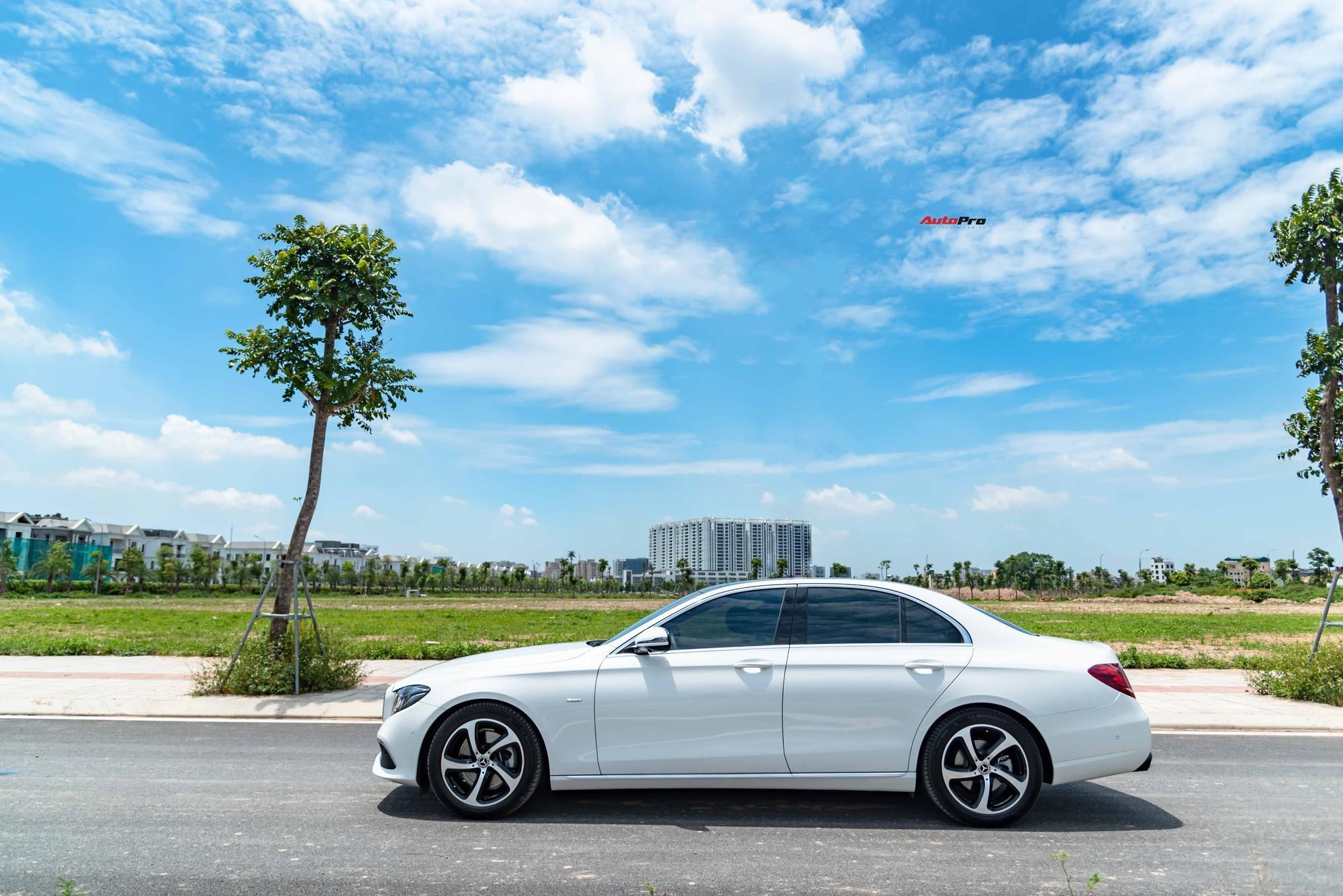 Mua lại Mercedes-Benz E 200 Sport mới chạy 2.000km, đại gia Việt lời tới nửa tỉ đồng Ảnh 5