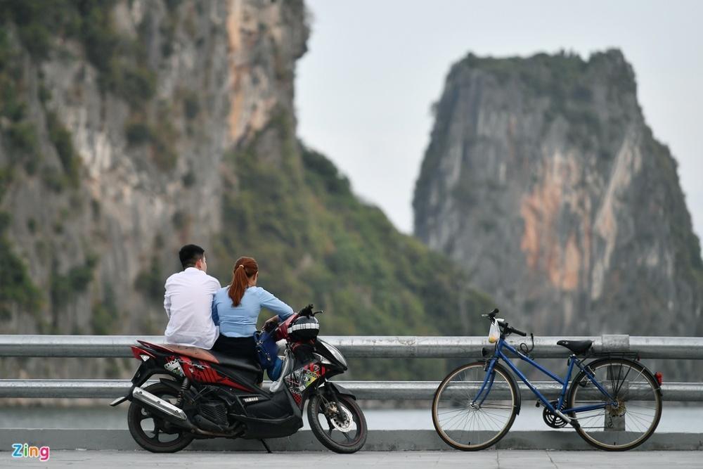 Cầu Bài Thơ 2 nối đường bao biển đẹp nhất Quảng Ninh Ảnh 10