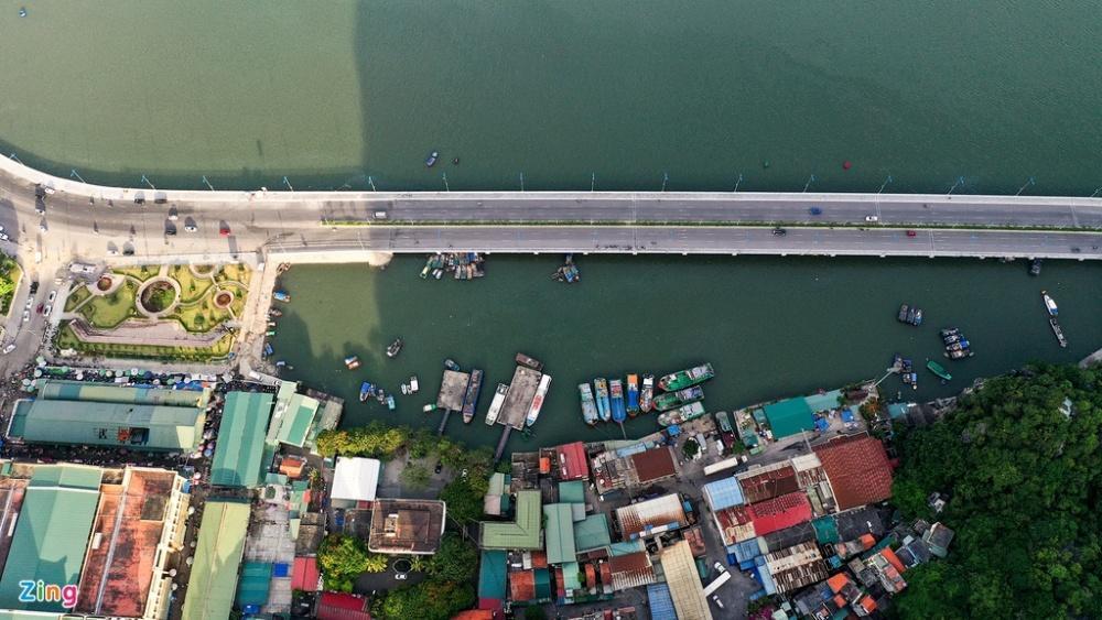 Cầu Bài Thơ 2 nối đường bao biển đẹp nhất Quảng Ninh Ảnh 4