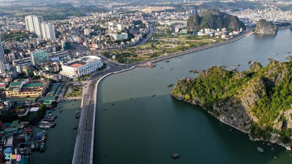 Cầu Bài Thơ 2 nối đường bao biển đẹp nhất Quảng Ninh Ảnh 3