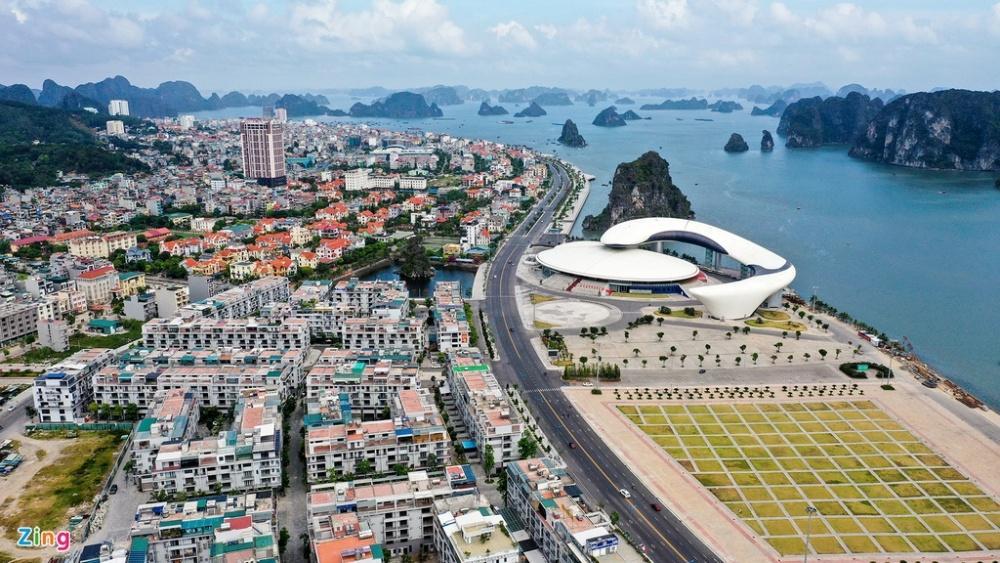 Cầu Bài Thơ 2 nối đường bao biển đẹp nhất Quảng Ninh Ảnh 1