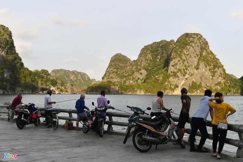 Cầu Bài Thơ 2 nối đường bao biển đẹp nhất Quảng Ninh Ảnh 11