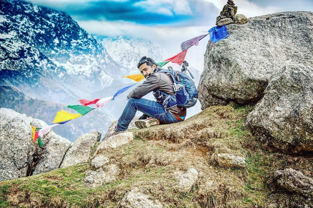 VĐV vẫn có thể gặp nạn khi trekking dù nhiều kinh nghiệm, đủ đồ bảo hộ Ảnh 2