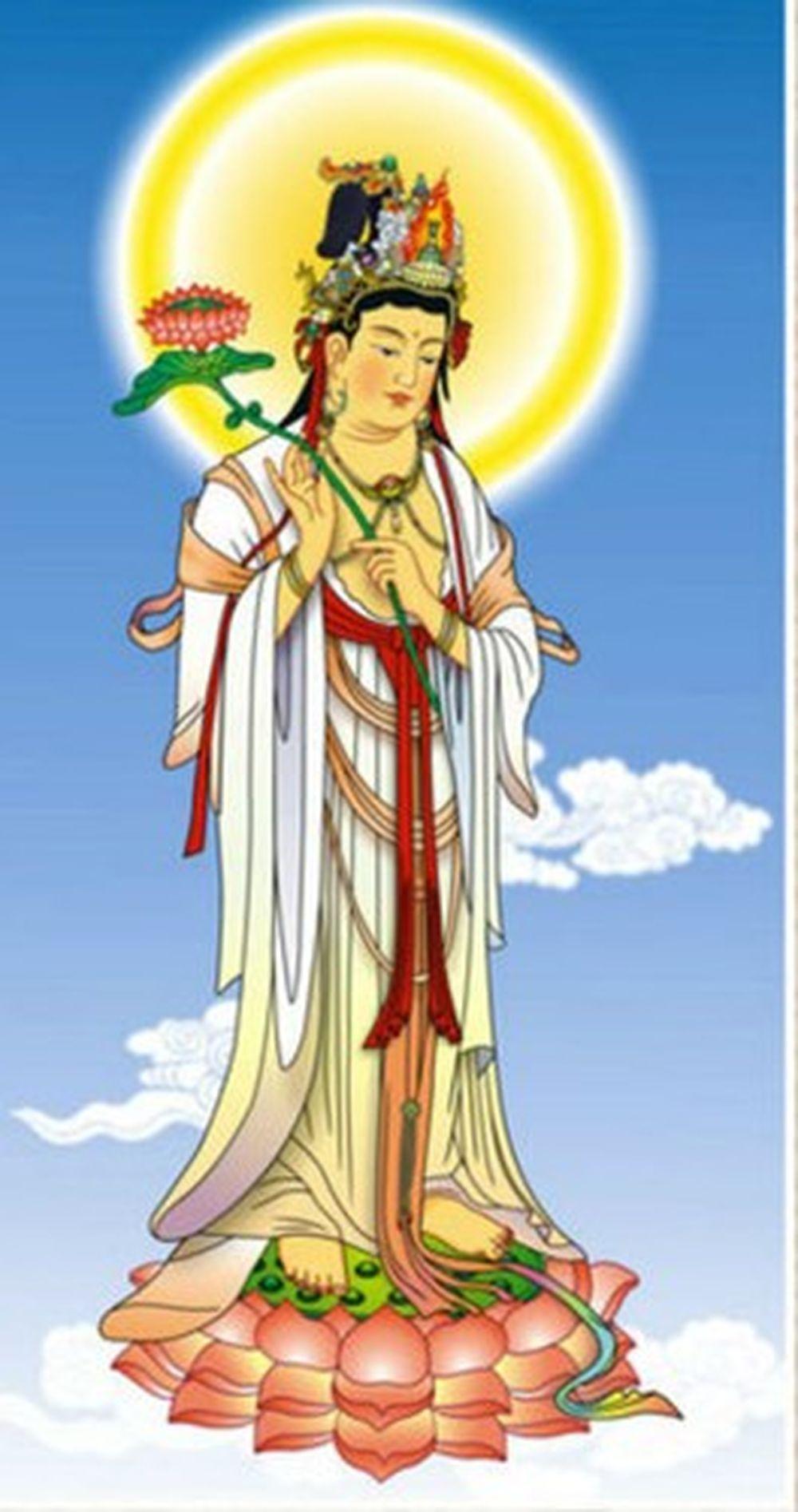 Tuổi Ngọ: Đại Thế Chí Bồ Tát chính là vị Phật hộ mệnh của bạn. Ngài chính là vị Phật trợ giúp bên phải Đức Phật A Di Đà. Ngài thường dùng ...