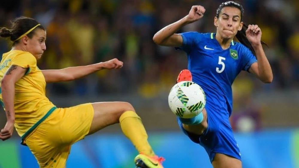 Kết quả hình ảnh cho Bóng đá nữ Olympic 2016:
