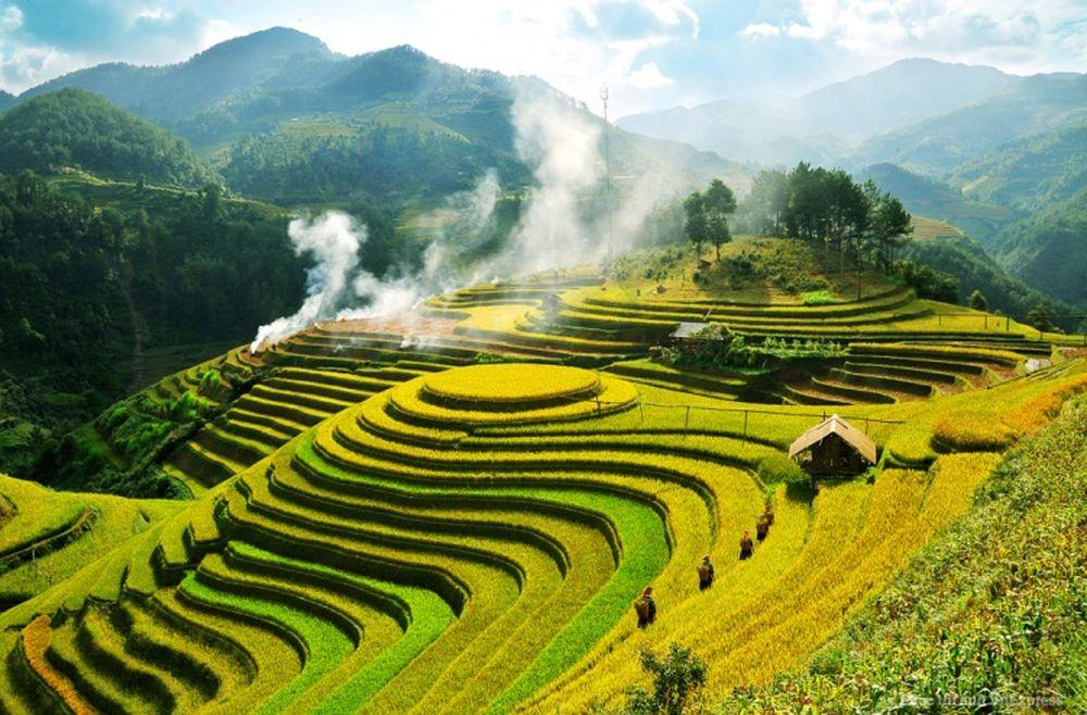 4 điểm du lịch lý tưởng dịp Quốc khánh 2/9 - Báo Tri Thức Trực Tuyến
