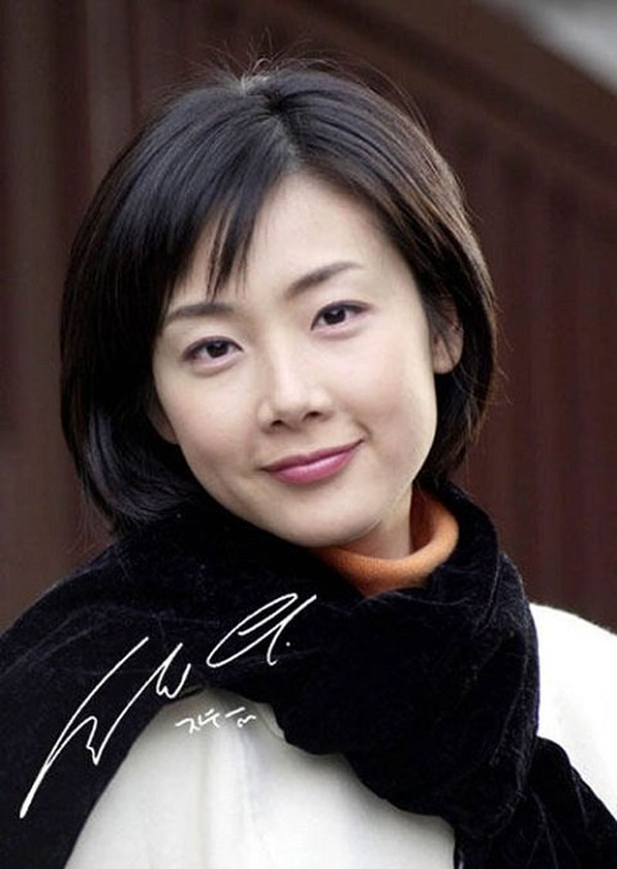 Choi Ji Woo xinh đẹp trong phim \
