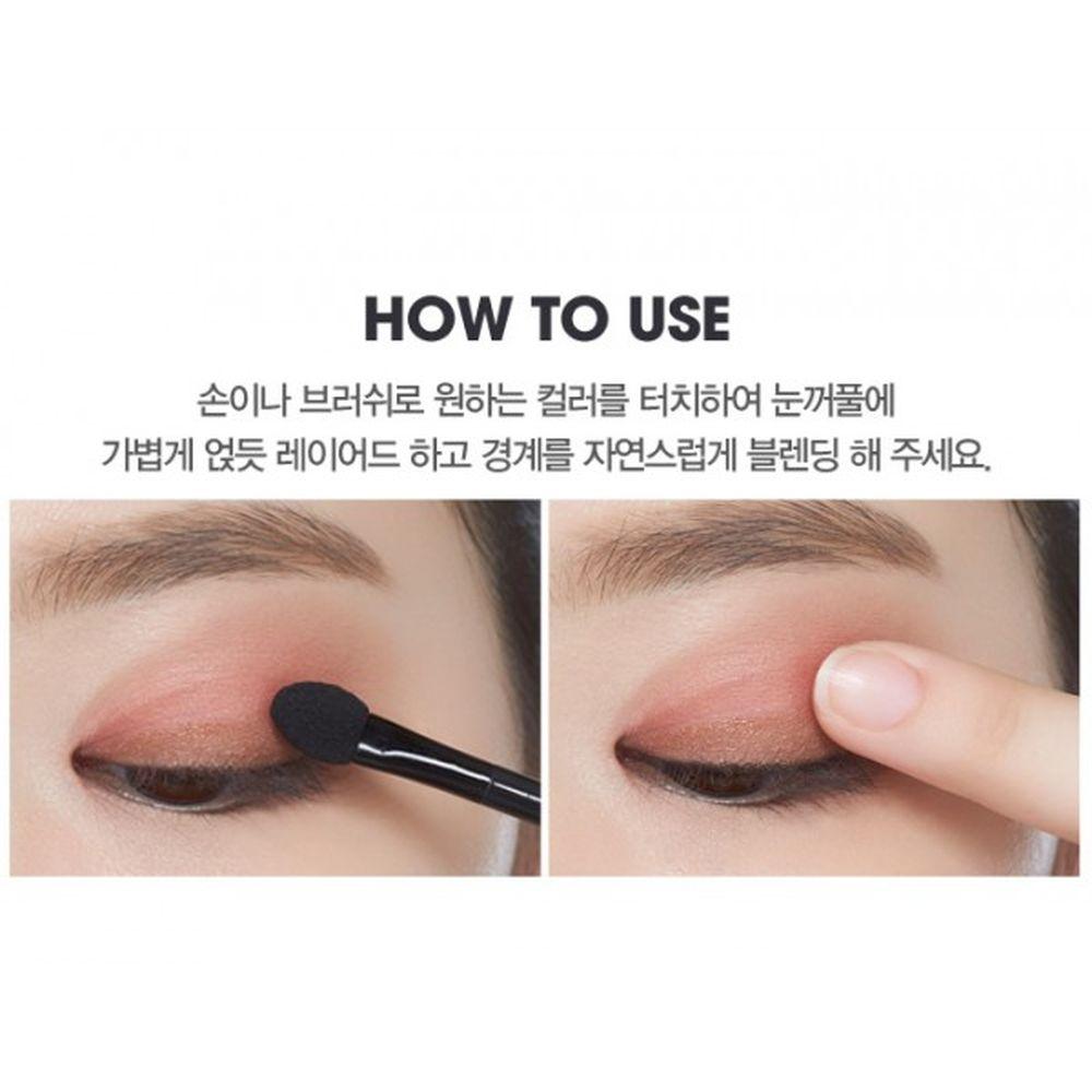 Kết quả hình ảnh cho phấn mắt etude house blend for 4 eyes màu 5