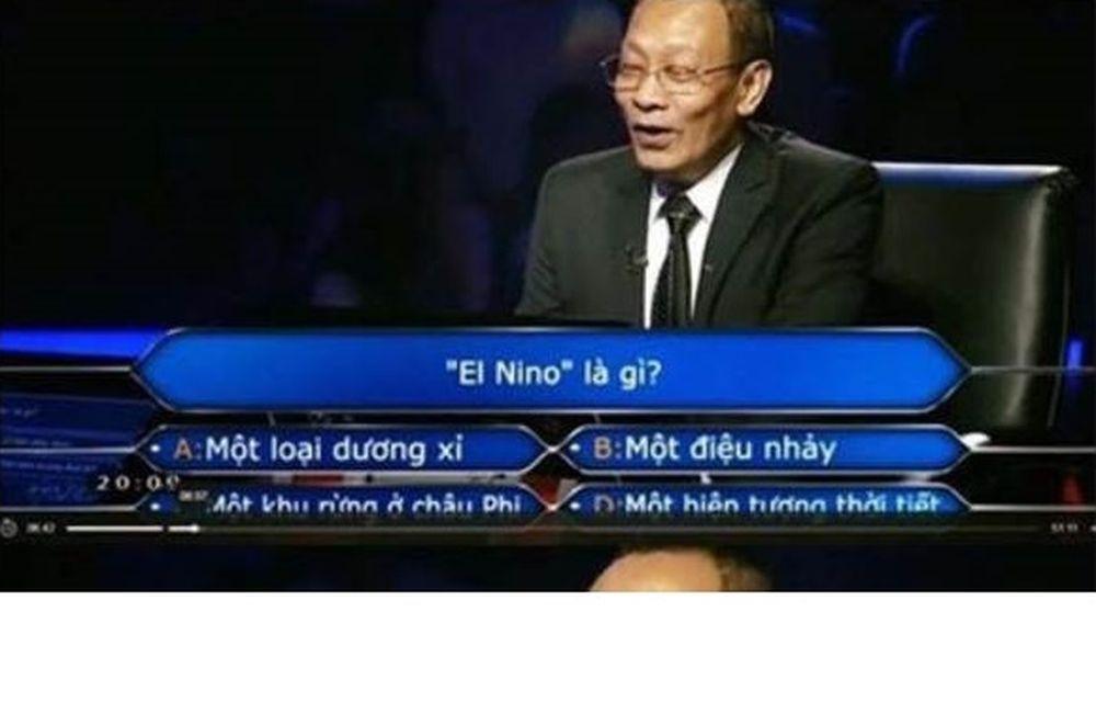 """Sau phần thi trong chương trình """"Ai là triệu phú"""" với câu trả lời không  biết canh cua nấu với gì và không biết El Nino là gì, Quyên đã tạo ra ..."""