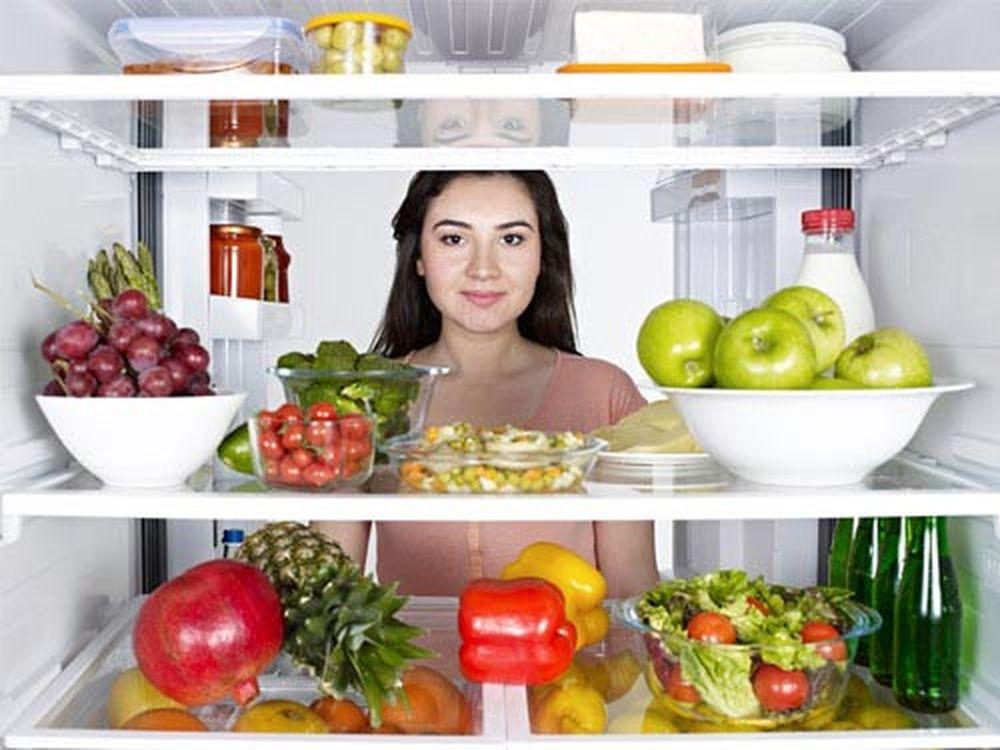 Kết quả hình ảnh cho gạo để tủ lạnh