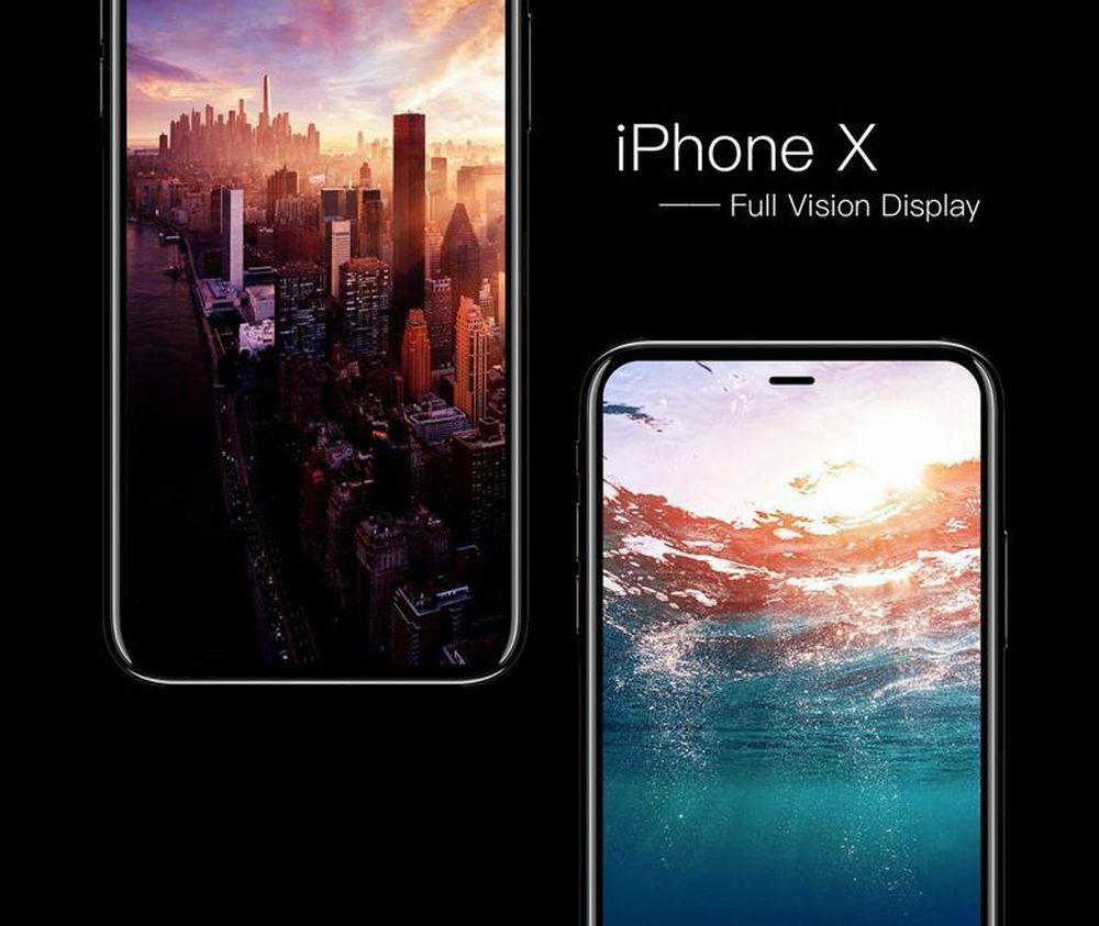 ... bạn cũng có thể nhìn thấy mô hình 3D của iPhone 8 hứa hẹn sẽ giúp người dùng có một cái nhìn tốt hơn về iPhone 8 sắp tới.