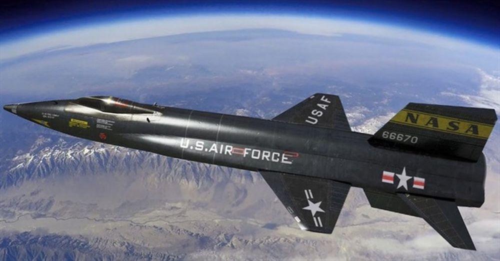 North American X-15, máy bay quân sự nhanh nhất thế giới xưa và nay