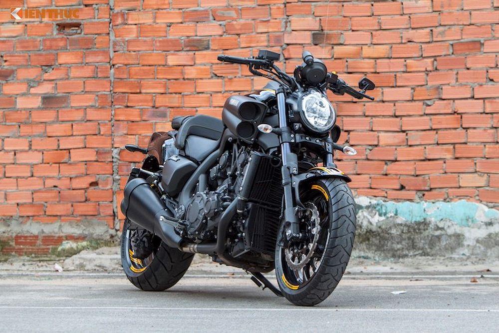 Ma tốc độ' Yamaha Vmax giá 800 triệu tại Việt Nam - Báo Kiến