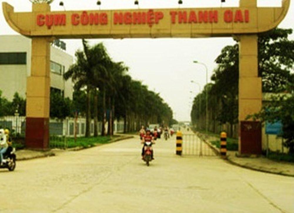 Thành lập Cụm công nghiệp Thanh Oai, huyện Thanh Oai - Báo Kinh Tế ...