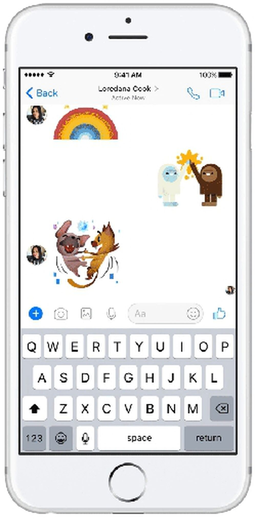 Để đánh dấu sự có mặt 30 năm của ảnh GIF, mạng xã hội Facebook đã cho phép người dùng có thể comment bằng ảnh GIF từ ngày 15/6.