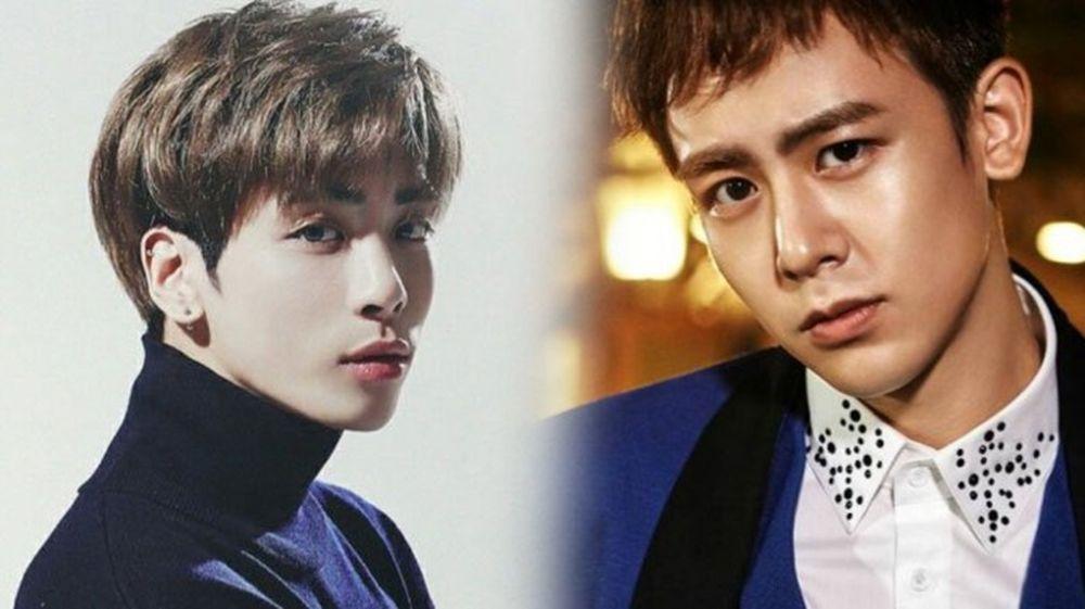 """Chàng """"Hoàng tử Thái"""" Nichkhun, thành viên nhóm nhạc 2PM gửi lời chia buồn  và mong Jonghyun có thể yên nghỉ nơi thiên đường. Họ là những nghệ sĩ cùng  thuộc ..."""