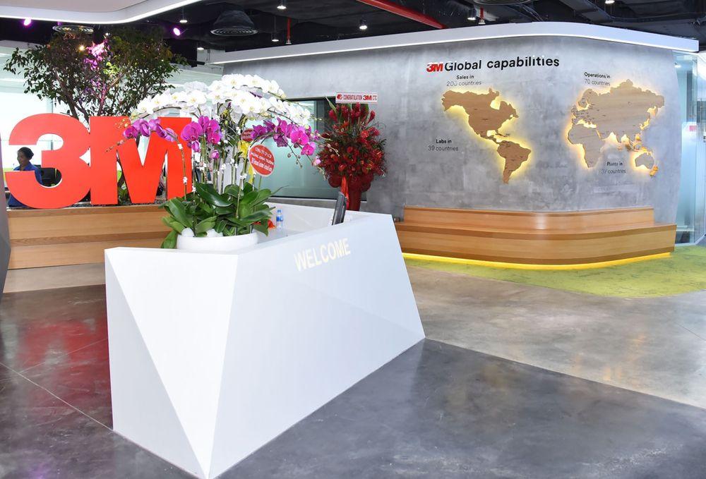 Có mặt tại Việt Nam được hơn 24 năm, Công ty 3M đã không ngừng nỗ lực kinh  doanh phát triển thị trường nội địa và ứng dụng nghiên cứu các giải ...
