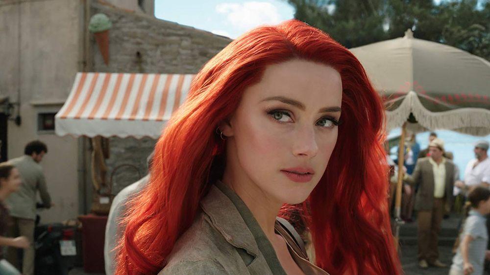 'Tình Cũ' Của Johnny Depp Vào Vai Nữ Thủy Thần Mera, Có Nhiệm Vụ Đồng Hành  Cùng Aquaman Trên Hành Trình Gian Truân - Ảnh Chụp Màn Hình Trailer