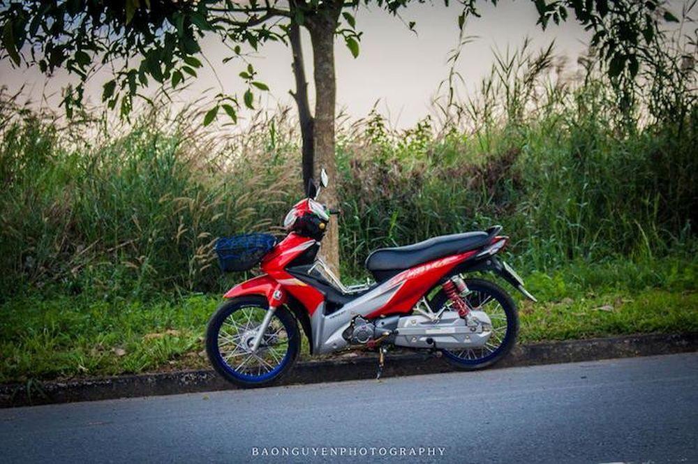 Dân chơi Việt độ kiểng Honda Wave S 110 siêu chất - Báo Kiến