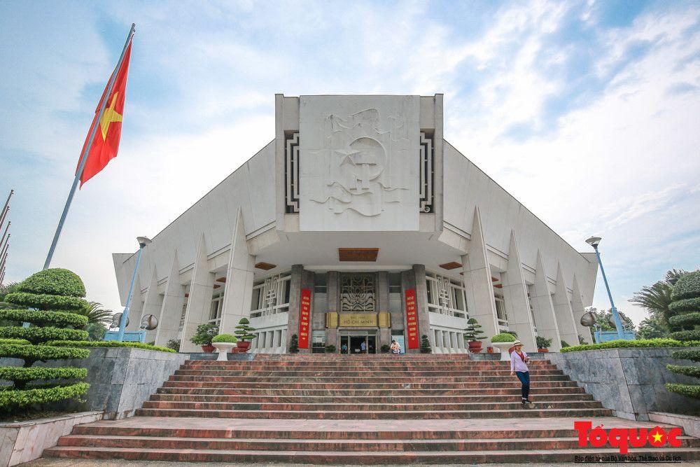 Bảo tàng Hồ Chí Minh: nơi tái hiện sống động cuộc đời của người ...